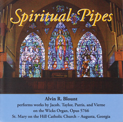 Spiritual Pipes CD Available for purchase